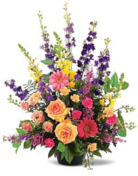 Traditional Funeral Tributes, Durham Florist, Durham Flowers, Markdale Flowers, Markdale Florist